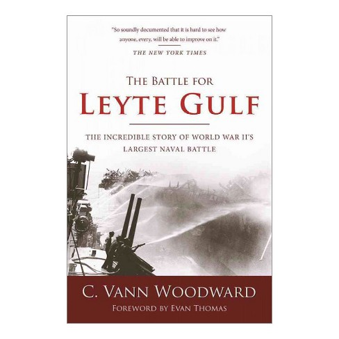Battle for Leyte Gulf : The Incredible Story of World War II's Largest Naval Battle -  New (Paperback) - image 1 of 1