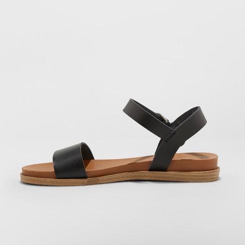 0de16b52d5bc Women s Nyla Ankle Strap Sandals - Universal Thread™   Target