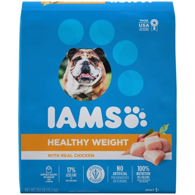 IAMS Healthy Weight with Real Chicken Adult Premium Dry Dog Food
