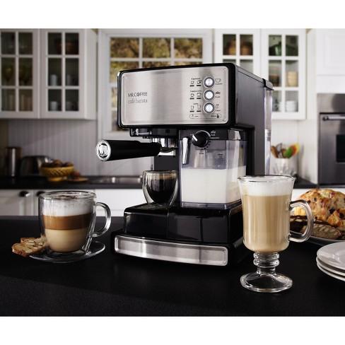Mr Coffee Café Barista Bvmc Ecmp1000 All