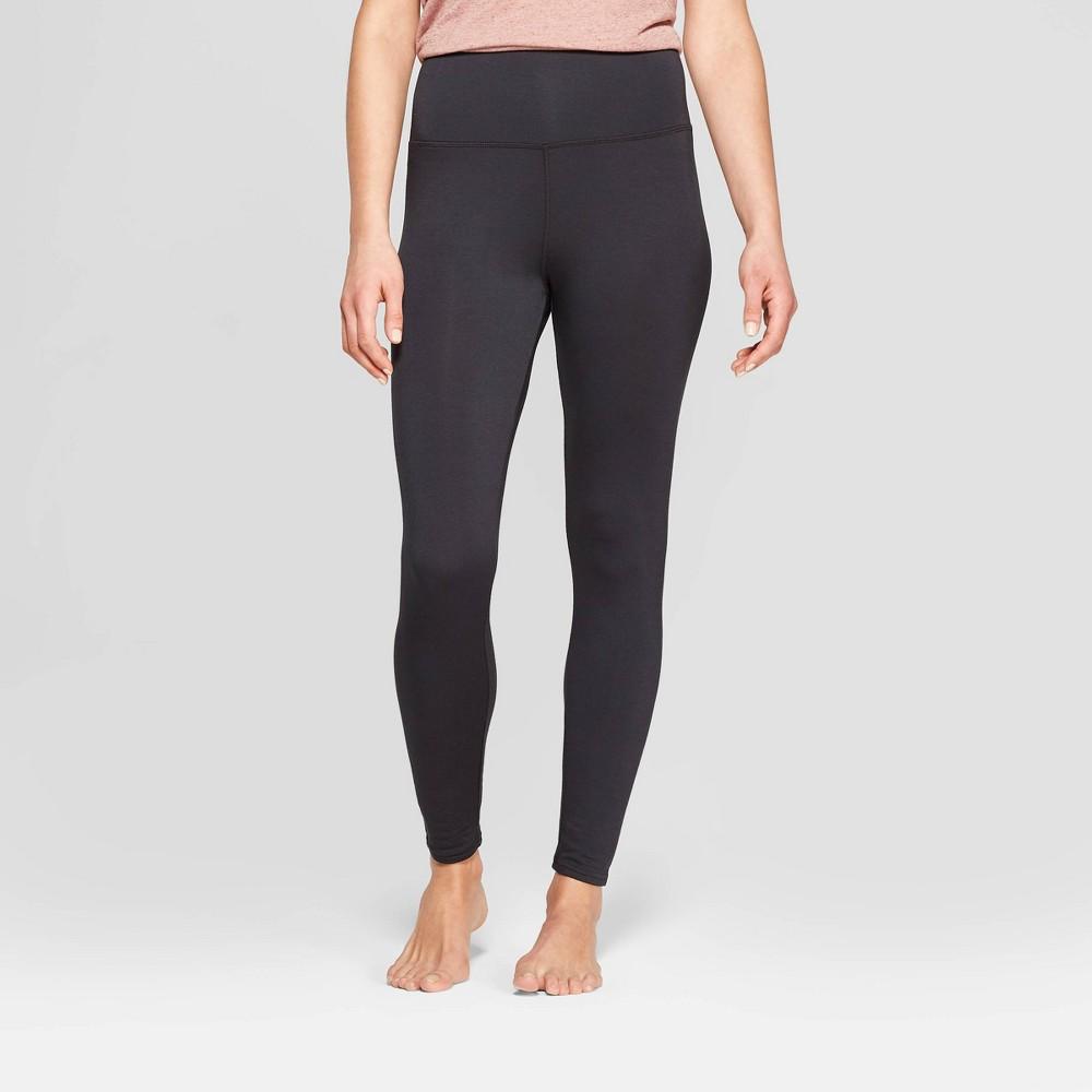 Women's Beautifully Soft Leggings - Stars Above Black XL
