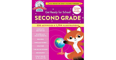 Get Ready for Second Grade (Hardcover) (Heather Stella) - image 1 of 1