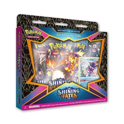 Pokémon Trading Card Game: Shining Fates Pin Collection – Galarian Mr. Rime