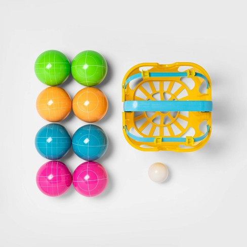 Molded Carrier 90mm Bocce Ball - Sun Squad™ - image 1 of 3