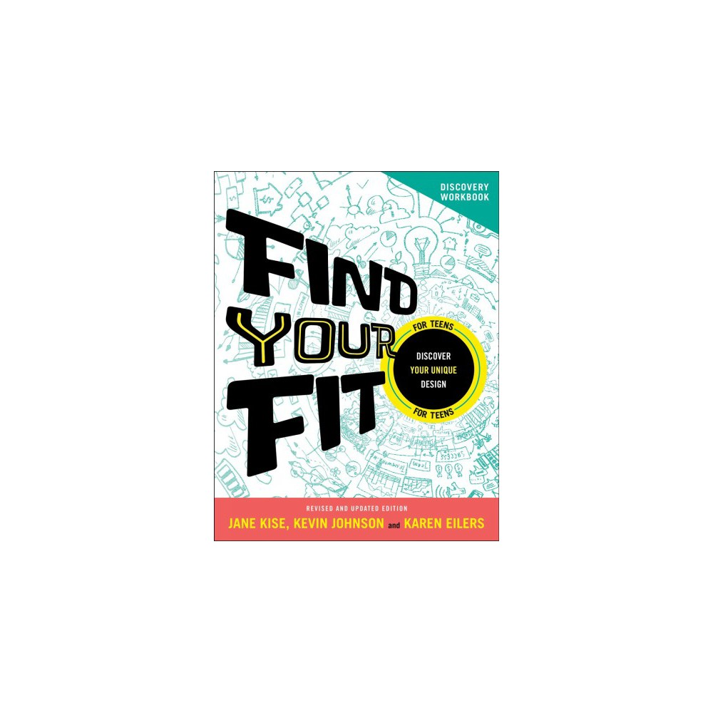 Find Your Fit Discovery Workbook : Discover Your Unique Design - Rev Upd (Paperback)