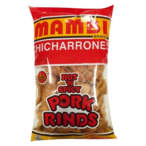 Mambi Hot n Spicy Pork Rinds - 4oz - image 1 of 1