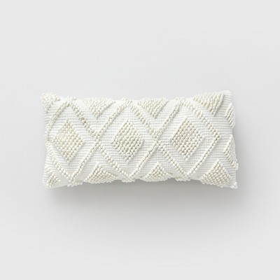 Square Looped Diamonds Outdoor Pillow - Threshold™