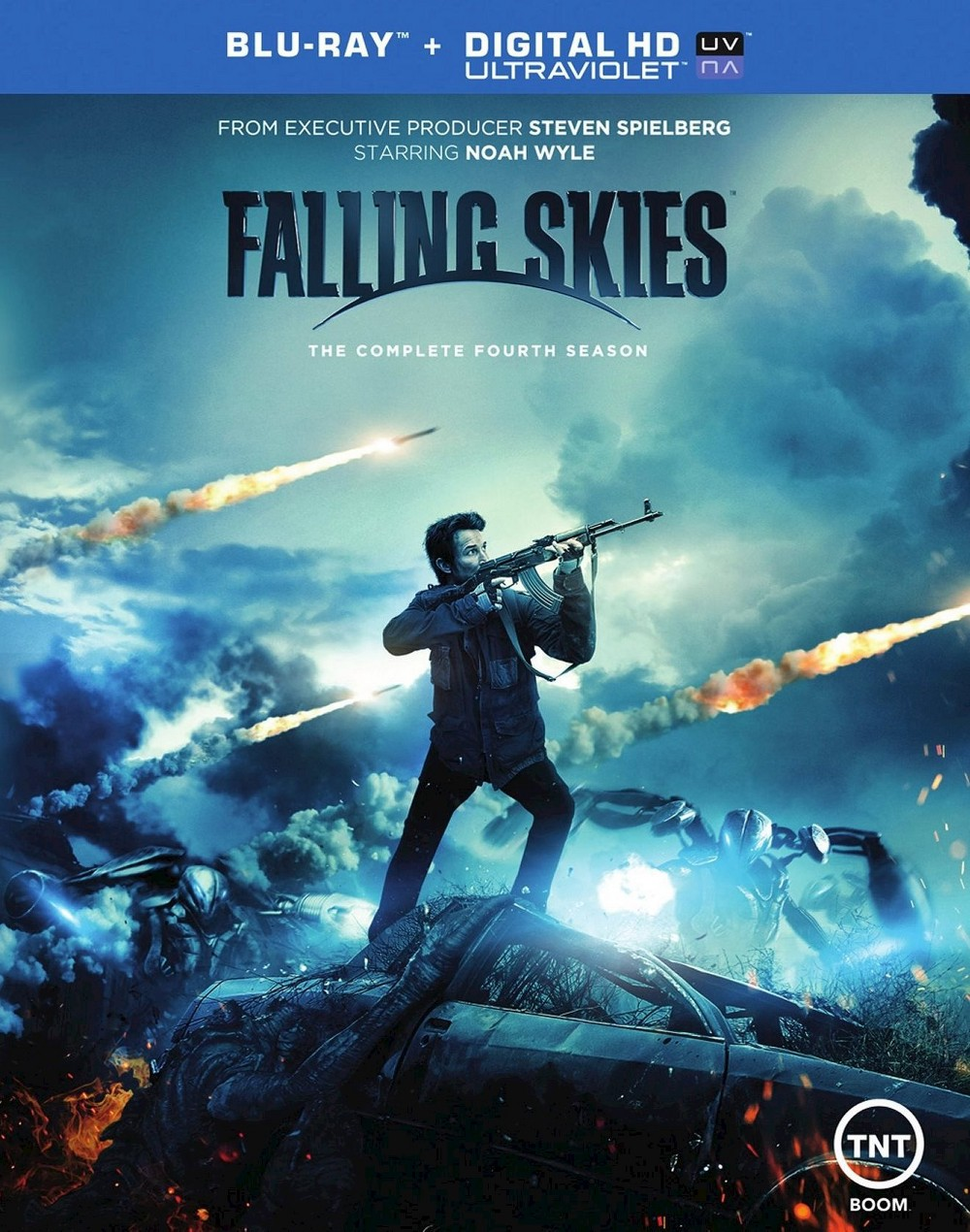 Warner Brothers Falling Skies: The Complete Fourth Season [2 Discs] [Blu-ray]