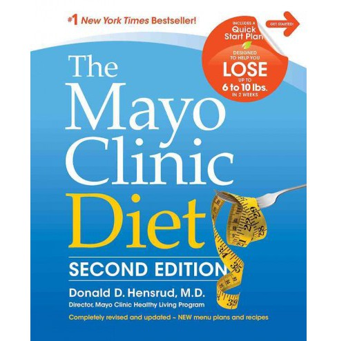 Mayo Clinic Diet (Hardcover) (Donald D. Hensrud) - image 1 of 1