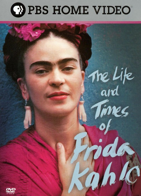 Life and times of frida kahlo (DVD) - image 1 of 1