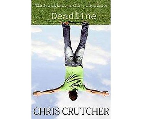 Deadline -  Reprint by Chris Crutcher (Paperback) - image 1 of 1