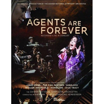 Agents Are Forever: Recorded Live in Concert (Blu-ray)(2020)