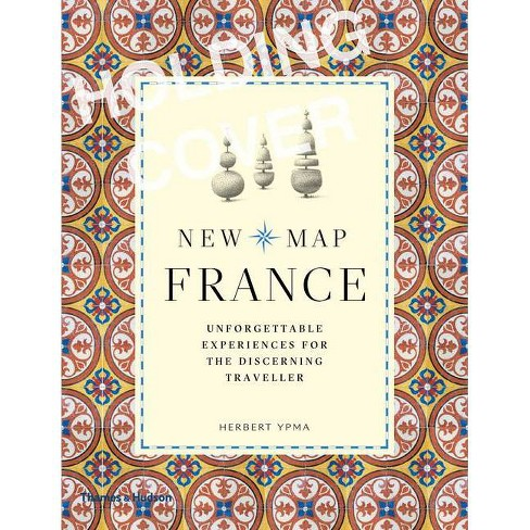 New Map France - by  Herbert Ypma (Paperback) - image 1 of 1