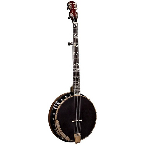 Gold Tone ML-1 Bela Fleck Series Baritone Banjo Vintage Brown - image 1 of 2