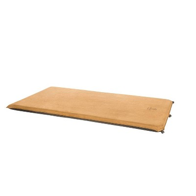Kamp-Rite Inflating Mega Full Size Adult Sleeping Pad Tan - XL