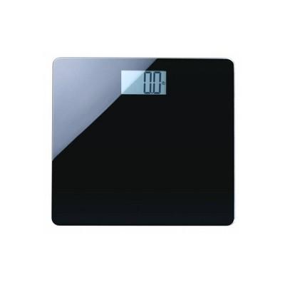 English/Spanish Talking Digital Bathroom Scale Black - American Weigh Scales