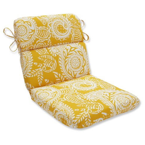 Pillow Perfect Outdoor/Indoor Rounded Corners Chair Cushion - image 1 of 1