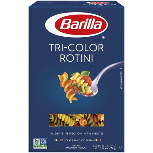 Barilla Tri-Color Rotini Pasta - 12oz - image 1 of 4