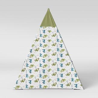 Kids Tent Dragons Green - Pillowfort™