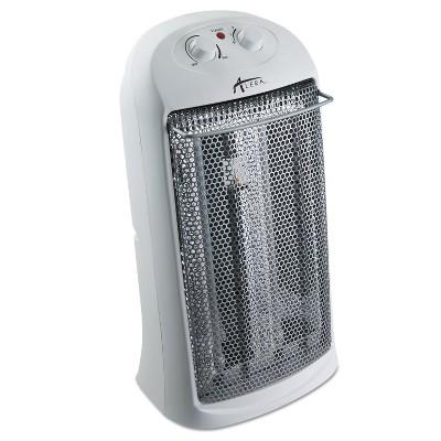 "Alera Quartz Tower Heater 13 1/4""w x 10 1/8""d x 23 1/4""h White HEQZ23"