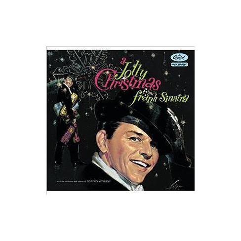 Frank Sinatra Christmas.Frank Sinatra Jolly Christmas From Frank Sinatra Vinyl