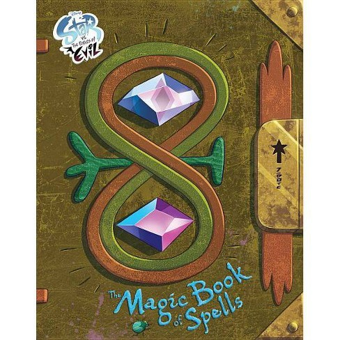 Star Vs The Forces Of Evil The Magic Book Of Spells Hardcover