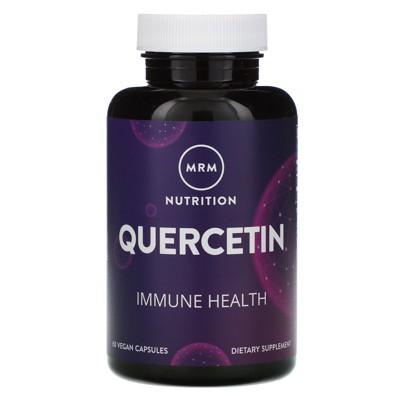 MRM Nutrition, Quercetin, 60 Vegan Capsules, Dietary Supplements