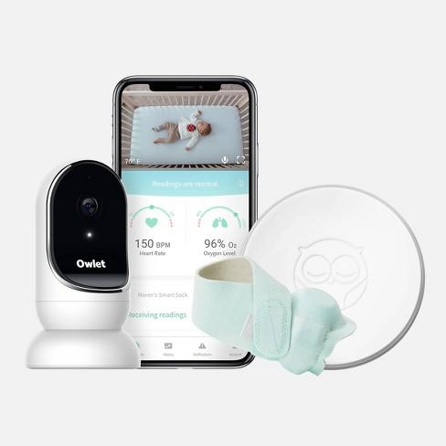 Owlet Monitor Duo - Smart Sock plus HD Video Camera - image 1 of 4