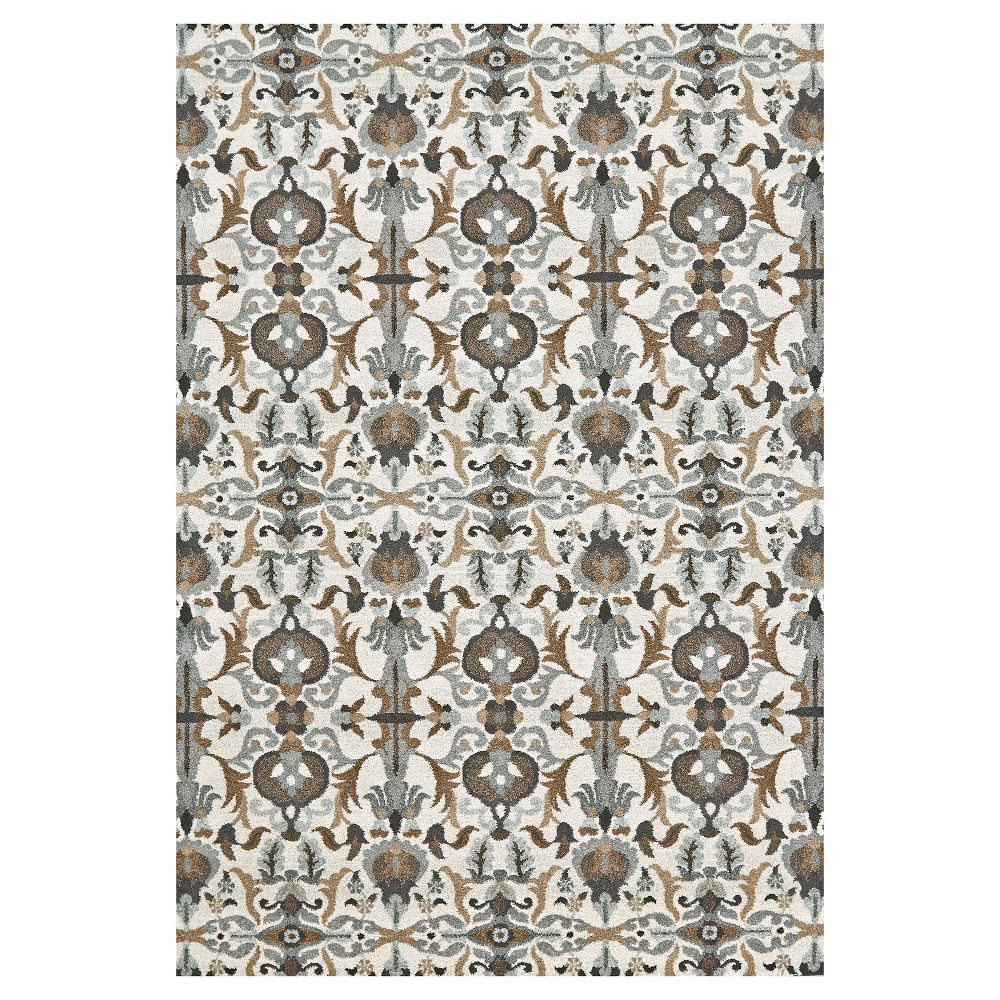 """Image of """"10'X13'2"""""""" Geometric Woven Area Rugs Graphite - Weave & Wander"""""""