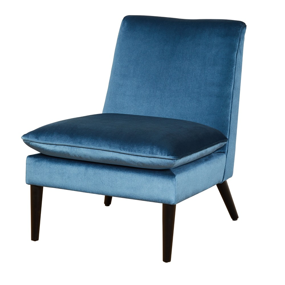 Image of Harper Chair - Blue - Angelo:Home