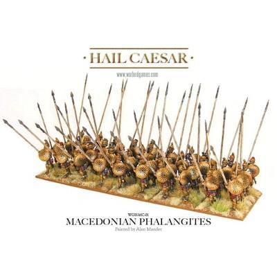Macedonian Phalangites Miniatures Box Set