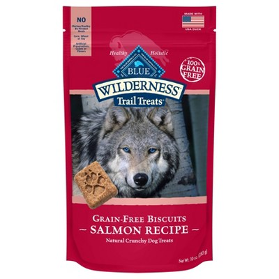 Dog Treats: Blue Buffalo Wilderness Biscuits