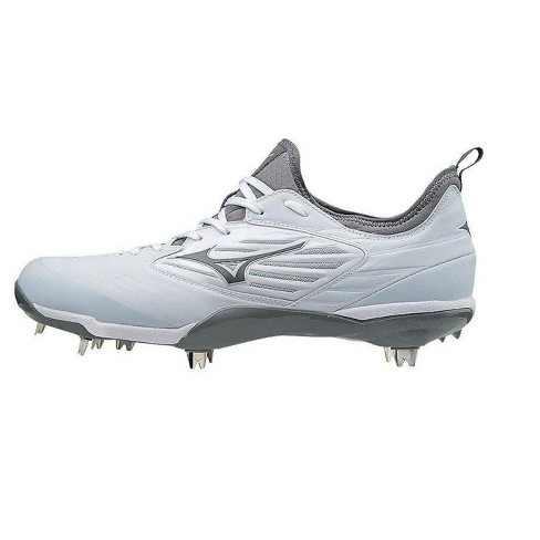 Mizuno Mens Baseball Shoes - Mizuno Epiq - 320548 Size 10.5 White ... 09667a6f8891