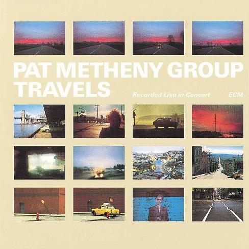 Pat Group Metheny - Travels (Vinyl) - image 1 of 1