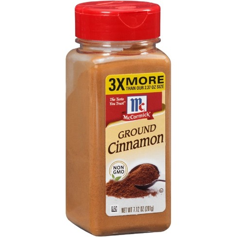 McCormick Ground Cinnamon - 7.12oz - image 1 of 1