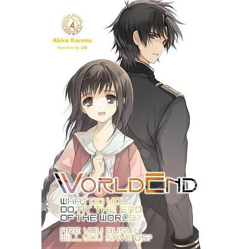 Worldend What Do You Do At The End Of The World Are You Busy Will You Save Us Vol 4 By Akira Kareno Paperback Target