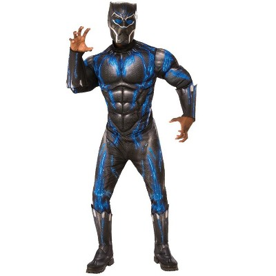 Marvel Deluxe Battle Black Panther Adult Costume