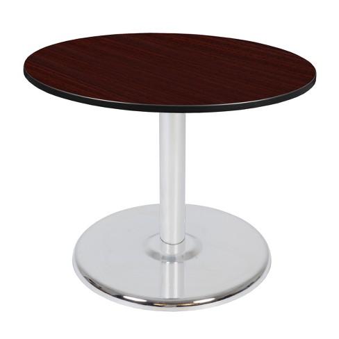 "48"" Via Round Platter Base Table - Regency - image 1 of 3"