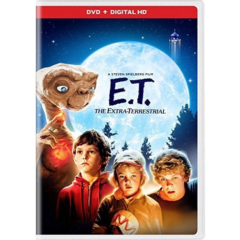 E.T. The Extra-Terrestrial (DVD + Digital) - image 1 of 1
