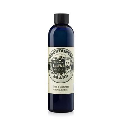 Mountaineer Brand WV Timber Beard Wash 8oz