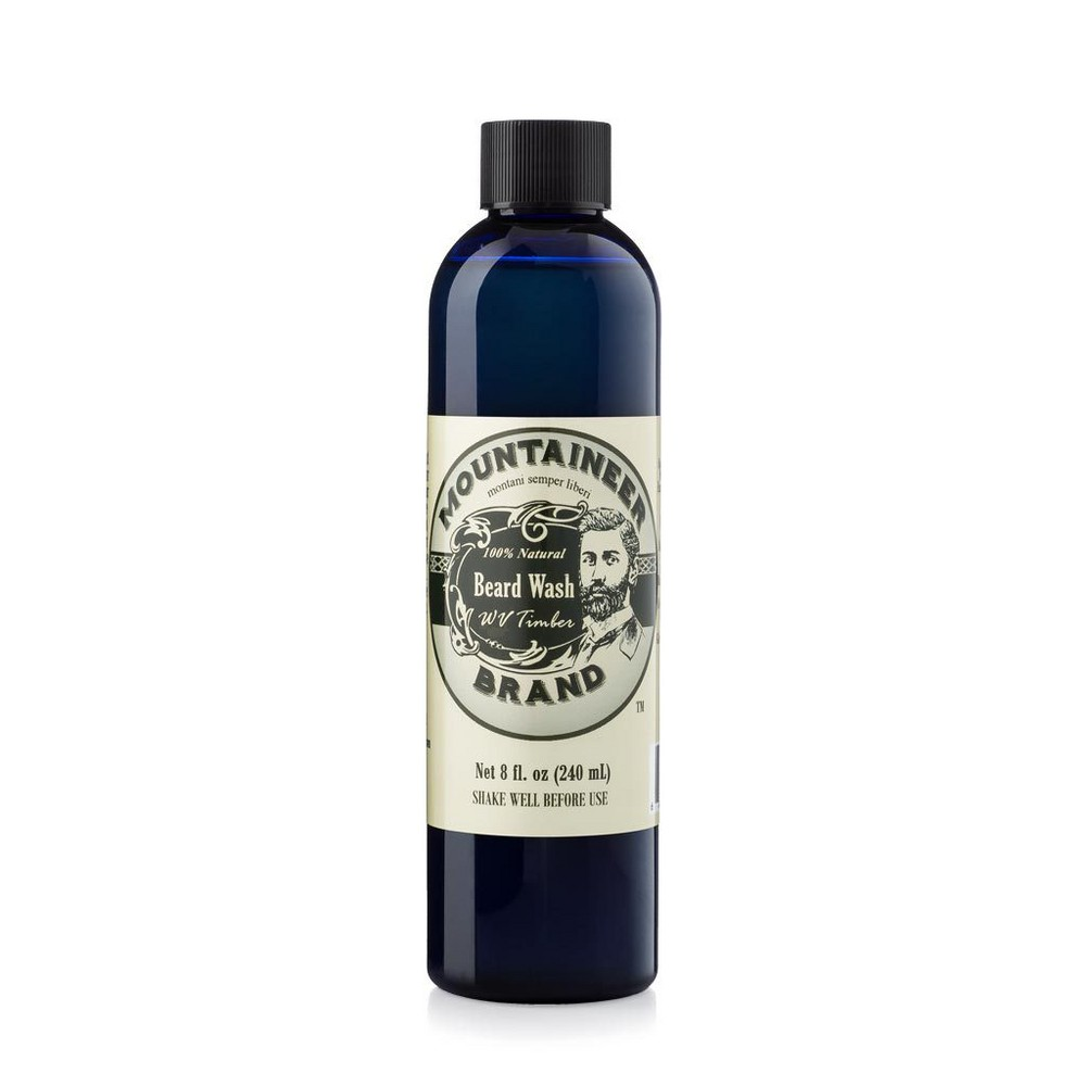 Image of Mountaineer Brand WV Timber Beard Wash 8oz