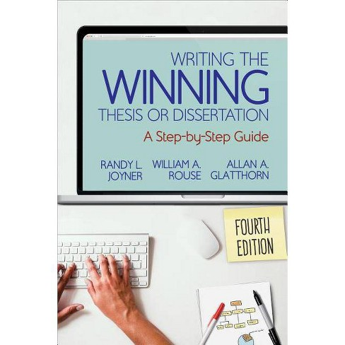 Writing the winning thesis or dissertation dissertation question generator