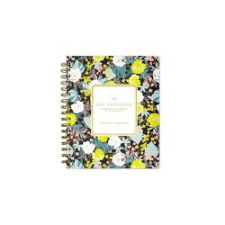 "2020 Planner 7""x 9"" Floral Green - Day Designer for Blue Sky"