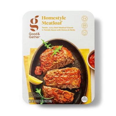 Homestyle Meatloaf - 18oz - Good & Gather™