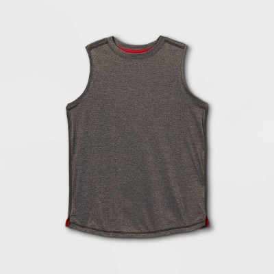 Boys' Sleeveless Tech T-Shirt - All in Motion™