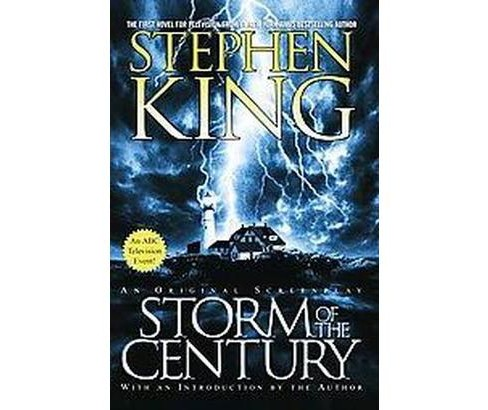 Storm of the Century : The Labor Day Hurricane of 1935 (Paperback) (Stephen King) - image 1 of 1