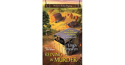 Reining in Murder (Paperback) (Leigh Hearon) - image 1 of 1