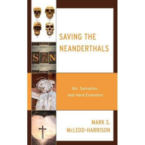 Saving the Neanderthals - by  Mark S McLeod-Harrison (Hardcover) - image 1 of 1