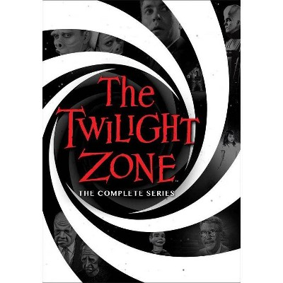 The Twilight Zone: The Complete Series (DVD)(2020)