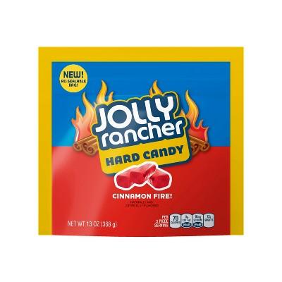 Jolly Rancher Cinnamon Fire Hard Candies - 13oz